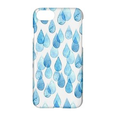 Rain Drops Apple Iphone 7 Hardshell Case by Brittlevirginclothing