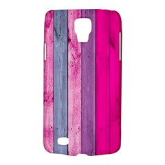 Pink Wood  Galaxy S4 Active