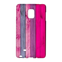 Pink Wood  Galaxy Note Edge