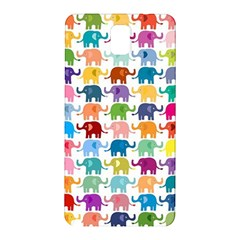 Cute Colorful Elephants Samsung Galaxy Note 3 N9005 Hardshell Back Case by Brittlevirginclothing