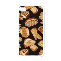Delicious Snacks Apple Iphone 4 Case (white) by Brittlevirginclothing