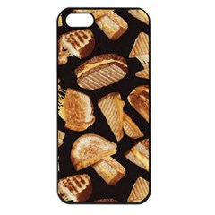 Delicious Snacks Apple Iphone 5 Seamless Case (black) by Brittlevirginclothing