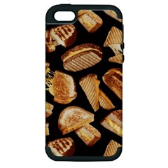 Delicious Snacks Apple Iphone 5 Hardshell Case (pc+silicone) by Brittlevirginclothing