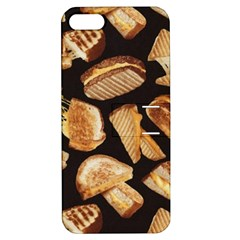 Delicious Snacks Apple Iphone 5 Hardshell Case With Stand by Brittlevirginclothing