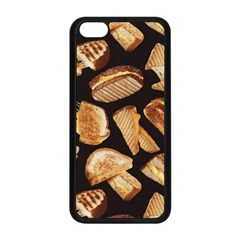 Delicious Snacks Apple Iphone 5c Seamless Case (black) by Brittlevirginclothing