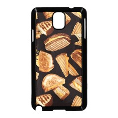 Delicious Snacks Samsung Galaxy Note 3 Neo Hardshell Case (black) by Brittlevirginclothing