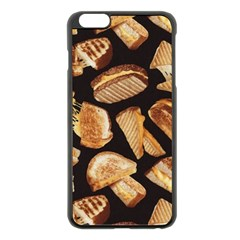 Delicious Snacks Apple Iphone 6 Plus/6s Plus Black Enamel Case