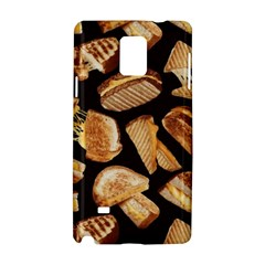 Delicious Snacks Samsung Galaxy Note 4 Hardshell Case by Brittlevirginclothing