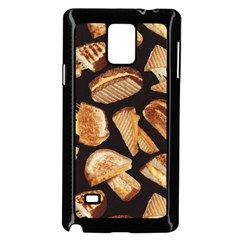 Delicious Snacks Samsung Galaxy Note 4 Case (black)