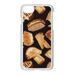 Delicious Snacks Apple Iphone 7 Seamless Case (white)