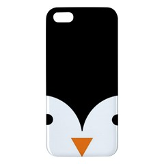 Cute Pinguin Iphone 5s/ Se Premium Hardshell Case by Brittlevirginclothing