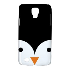 Cute Pinguin Galaxy S4 Active by Brittlevirginclothing