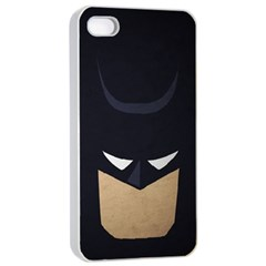 Batman Apple Iphone 4/4s Seamless Case (white) by Brittlevirginclothing