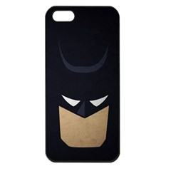 Batman Apple Iphone 5 Seamless Case (black) by Brittlevirginclothing
