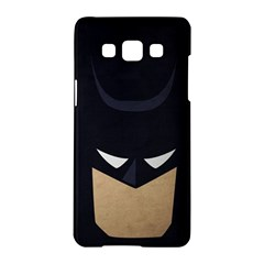 Batman Samsung Galaxy A5 Hardshell Case  by Brittlevirginclothing