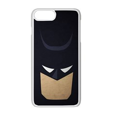 Batman Apple Iphone 7 Plus White Seamless Case