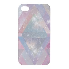 Pastel Colored Crystal Apple Iphone 4/4s Hardshell Case by Brittlevirginclothing