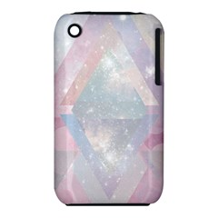 Pastel Colored Crystal Iphone 3s/3gs by Brittlevirginclothing