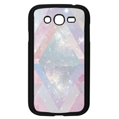 Pastel Colored Crystal Samsung Galaxy Grand Duos I9082 Case (black) by Brittlevirginclothing