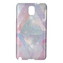 Pastel Colored Crystal Samsung Galaxy Note 3 N9005 Hardshell Case