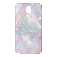 Pastel Colored Crystal Samsung Galaxy Note 3 N9005 Hardshell Back Case by Brittlevirginclothing