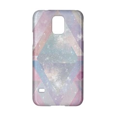 Pastel Colored Crystal Samsung Galaxy S5 Hardshell Case  by Brittlevirginclothing