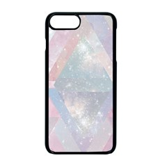Pastel Colored Crystal Apple Iphone 7 Plus Seamless Case (black) by Brittlevirginclothing