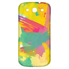 Paint Brush Samsung Galaxy S3 S Iii Classic Hardshell Back Case
