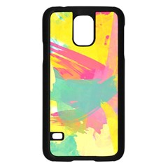 Paint Brush Samsung Galaxy S5 Case (black) by Brittlevirginclothing