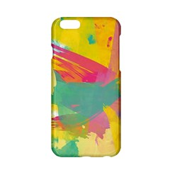 Paint Brush Apple Iphone 6/6s Hardshell Case by Brittlevirginclothing