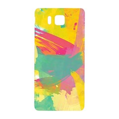 Paint Brush Samsung Galaxy Alpha Hardshell Back Case by Brittlevirginclothing
