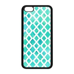 Blue Mosaic  Apple Iphone 5c Seamless Case (black) by Brittlevirginclothing