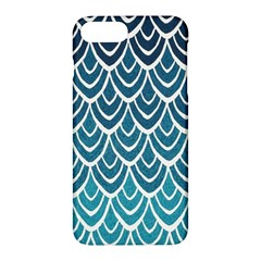 Blue Fish Sclaes  Apple Iphone 7 Plus Hardshell Case by Brittlevirginclothing