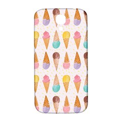 Cute Ice Cream Samsung Galaxy S4 I9500/i9505  Hardshell Back Case by Brittlevirginclothing