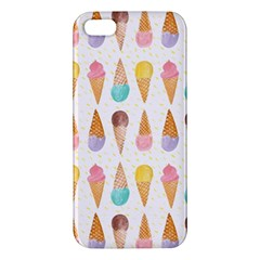 Cute Ice Cream Iphone 5s/ Se Premium Hardshell Case by Brittlevirginclothing