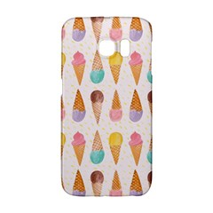 Cute Ice Cream Galaxy S6 Edge by Brittlevirginclothing