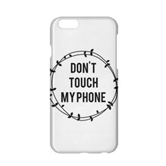 Don t Touch My Phone Apple Iphone 6/6s Hardshell Case by Brittlevirginclothing