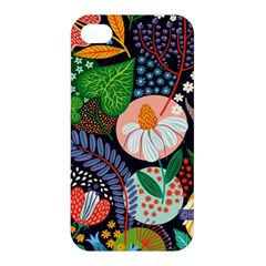 Japanese Inspired Apple Iphone 4/4s Hardshell Case by Brittlevirginclothing