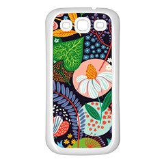 Japanese Inspired Samsung Galaxy S3 Back Case (white)