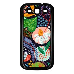 Japanese Inspired Samsung Galaxy S3 Back Case (black) by Brittlevirginclothing
