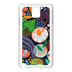 Japanese Inspired Samsung Galaxy Note 3 N9005 Case (white)