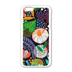 Japanese Inspired Apple Iphone 6/6s White Enamel Case by Brittlevirginclothing