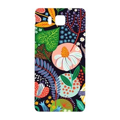 Japanese Inspired Samsung Galaxy Alpha Hardshell Back Case
