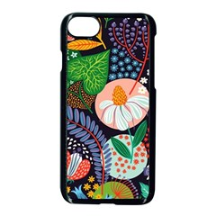 Japanese Inspired Apple Iphone 7 Seamless Case (black) by Brittlevirginclothing