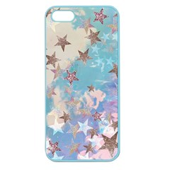 Pastel Stars Apple Seamless Iphone 5 Case (color) by Brittlevirginclothing