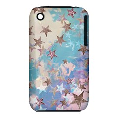 Pastel Stars Iphone 3s/3gs by Brittlevirginclothing