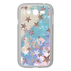 Pastel Stars Samsung Galaxy Grand Duos I9082 Case (white) by Brittlevirginclothing