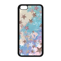 Pastel Stars Apple Iphone 5c Seamless Case (black) by Brittlevirginclothing