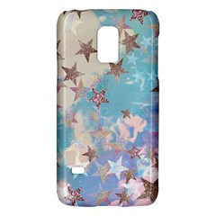Pastel Stars Galaxy S5 Mini by Brittlevirginclothing