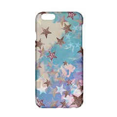 Pastel Stars Apple Iphone 6/6s Hardshell Case by Brittlevirginclothing